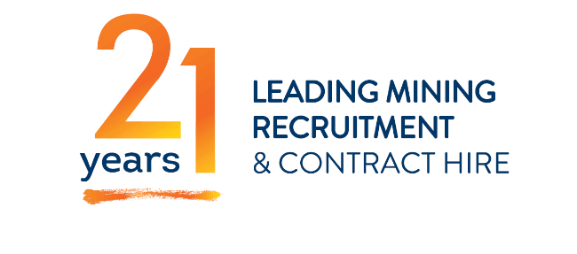 21 Years Leading Mining Recruitment & Contract Hire