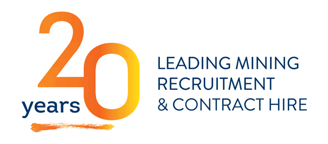 20 Years Leading Mining Recruitment & Contract Hire