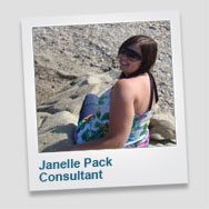 Janelle Pack - Consultant