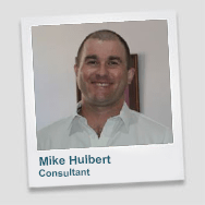Mike Hulbert - Consultant
